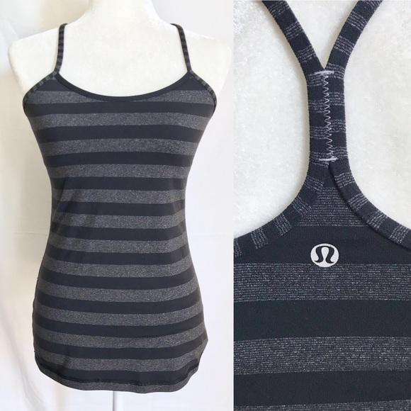 695da4d63464d lululemon athletica Tops - Lululemon Power Y Tank
